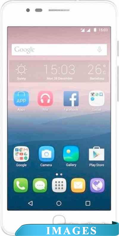 Alcatel One Touch Pop Up White 6044D